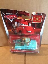 "DISNEY CARS TOON DIECAST - ""Dr. Mater With Mask Up"" - VHTF - Combined Postage"