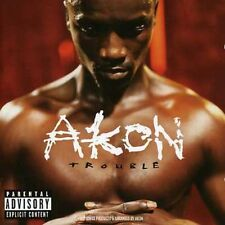 Akon - Trouble [New CD] UK - Import