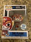 Funko Pop! Super Heroes Dia De Los Muertos The Flash Funko Shop Exclusive #420