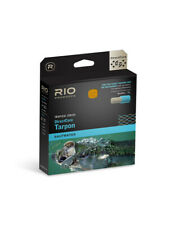 NEW RIO DIRECTCORE TARPON WF-10-F #10 WEIGHT FLY LINE IN SEA GRASS/ORANGE/SAND
