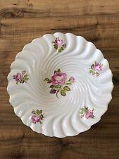 Koninklijke Zuid Holland Roseport Numbered 4817/32 Wall Plate Bowl Art Porcelain
