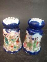 """VIintage salt & pepper shakers - Geisha - Japan 3.5"""""""
