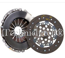 2 PIECE CLUTCH KIT INC BEARING 220MM FOR OPEL COMBO 1.3 CDTI 16V