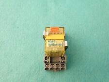 IDEC  RU4S-A110 Relay & Socket 110 Volt Coil