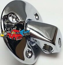 CLASSIC HEADQUARTERS part # W-339 chrome sunvisor support Camaro Nova Chevelle