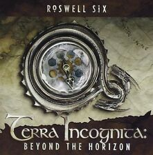 ROSWELL SIX - TERRA INCOGNITA: BEYOND THE HORIZON  CD NEU