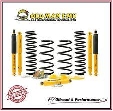 """Old Man Emu 2"""" Light Load Lift Kit for 1997-2006 Jeep Wrangler TJ OMETJLKS"""
