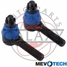 New Mevotech Replacement Outer Tie Rod End Pair For Toyota T100 4Runner Pickup
