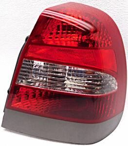 Genuine OEM Daewoo Nubira Right Passenger Side Tail Lamp 96272133