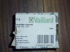 Vaillant Wasserschalter Oberteil 01-3014, MAG 250, VED, VCW, 013014 NEU OVP