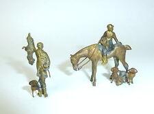 Wiener Bronze Rollinge um 1900 Vienna bronze