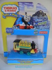 Thomas and Friends Take n Play VICTOR COMES TO SODOR Portable NEW X0771