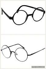Harry Potter 2pack Glasses Combo, Plastic And Metal Frame. Nerdy. Bookworm.