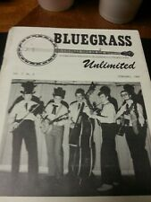 Bluegrass Unlimited  Feb '69 Fort Polk Fest,, Current Banjo, Bill Monroe, Lucas