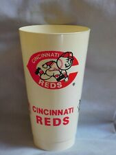 Vintage Cincinnati Reds ICEE Cup 1981