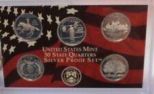 1999 Silver Proof Quarter Set