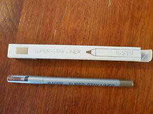 WUNDER2 SUPER STAY Eye Liner Metallic White Gold ~ BNIB