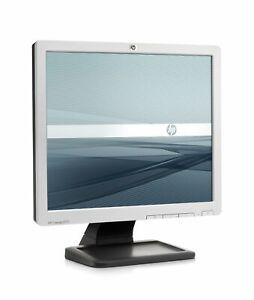 HP Compaq LE1711 17-inch LCD Monitor used, Grae A