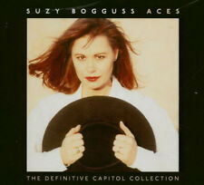 Suzy Bogguss : Aces: The Definitive Capitol Collection CD (2018) ***NEW***