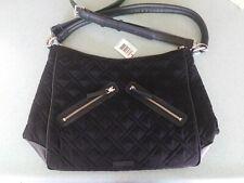 Vera Bradley Vivian Hobo Bag 2 Classic Black
