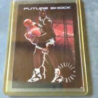 1994 Skybox #331 Future Shock Shaquille Shaq O'Neal Basketball Card V280