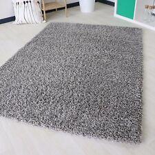 Shaggy Teppich Hochflor Langflor Teppiche Flokati in 9 Farben einfarbig uni