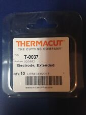 Item 180-Replace Electrode 020382, Extended, For MAX 20 Plasma Cutters, 10-Pack