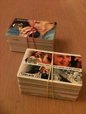 A SUPERB LOT OF 100 FRENCH PHONE CARDS NO DOUBLE PUBLIC CARDS 50/120 UNITES