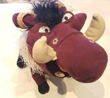 """Disney The Lion King Broadway Musical-Pumbaa Neuf Peluche Jouet Doux Disney 9"""""""