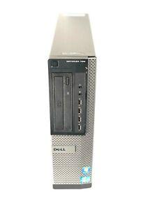 Dell OptiPlex 790 DT Core i3 2100 3.1 GHz 4GB 250GB Win 10 Pro