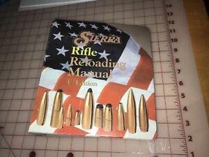 Sierra Handgun Reloading Manual 3rd Edition