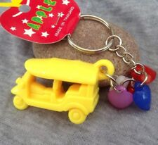 Tuk Tuk Keyring,keychain,fob,motorcycle,transport,travel,India,collectable