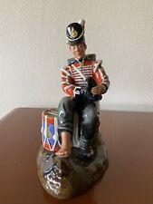 royal doulton figurines . Drummer Boy