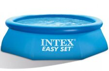 INTEX Easy Set Swimming Pool Schwimmbecken Quick-Up Schwimmbad 305x76 cm