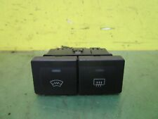 FORD FIESTA MK6 (02-08) FRONT AND REAR HEATED SCREEN SWITCH 6S6T 18K574 AD