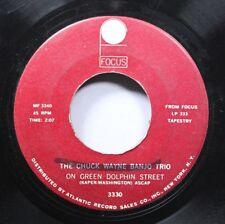 Hear! Jazz Funk 45 The Chuck Wayne Banjo Trio - On Green Dolphin Street / Greens