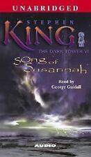 Song of Susannah Bk. 6 Dark Tower Series by Stephen King (2004, Cassette) New