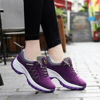 New Women's Outdoor Sports Running Shoes Shock Absording Trainer Sneakers US 6-8