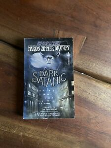 Dark Satanic by Marion Zimmer Bradley (1988, Trade Paperback) 1st Edition