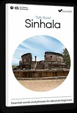 Eurotalk Talk Now Sinhala for Beginners - Download option and CD ROM