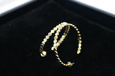 Tiffany & Co. Paloma Picasso 18K Gold Hoop Earrings 16.4 Grams