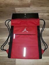 Jordan Gym Red All World Gym Sack 9A1714 R78