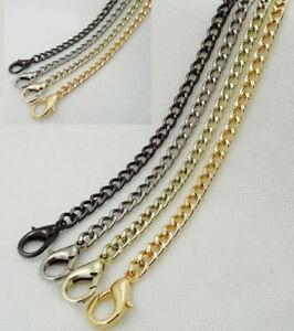 20~ 200 CM Lobster Smooth Metal Chain For Handbag Or Shoulder Strap Bag Purse #C