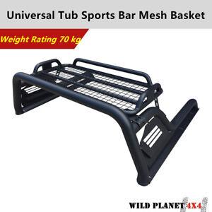 Sports Bar Tub Rack Roof top universal Fits Hilux Ranger Triton Navara Roll Bar