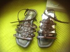 Sandalen Apart Gr.36 Neuwertig Echtleder Sommer Schuhe braun