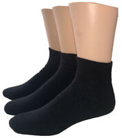 3 6 Pairs Ankle Quarter Unisex Cotton Blend Athletic / Casual / Sports Socks