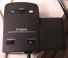 Canon CH-910 Dual Battery Charger with BP-945 Battery