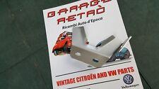 CITROEN 2CV SUPPORTO SERRATURA COFANO ANTERIORE Holding plate for locking bonnet
