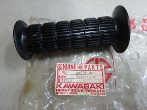 KAWASAKI NOS RARE L/H GRIP KS125 F11-A/B F9-B/C F7-D G3SS-E G5-C G4TR-E MC1-B