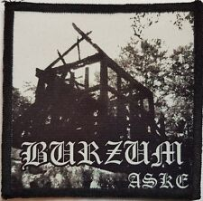 1Burzum - ASKE -  printed patch - FREE SHIPPING